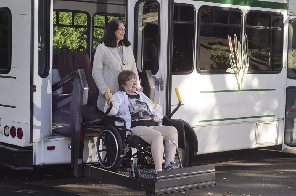 transport for the elderly
